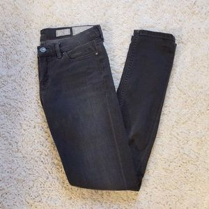 All Saints Ashby Gray Skinny Jeans Size 28